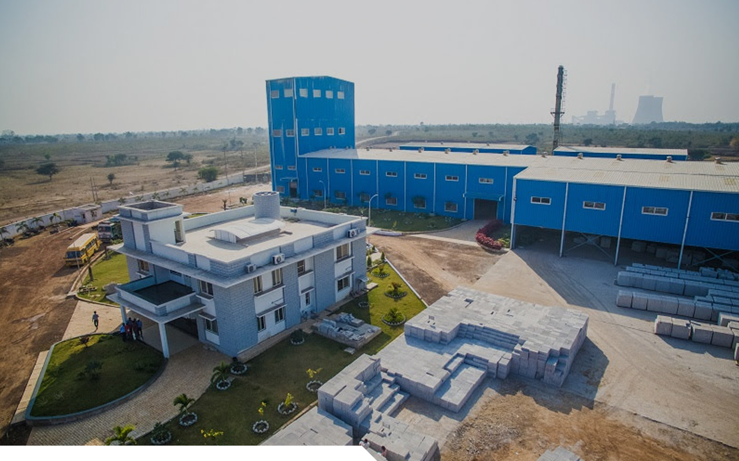 Aac Plant Manufacturers Autoclaved Aerated Concrete